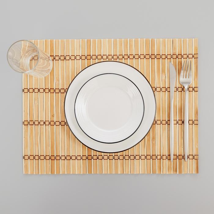 Салфетка кухонная «Свежая соломка», 41,5×30 см
