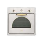 Духовой шкаф Franke CM 65 M WH, 57 л, электрический, 7 режимов, класс А, белый