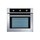Духовой шкаф Franke GL 62 M XS, 66 л, электрический, 6 режимов, класс А, серебристый