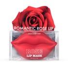 Гидрогелевые патчи для губ Kocostar Rose Lip Mask, 20 шт