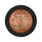 Бронзирующая пудра Kiss Bronze Glow Face & Body Bling Powder