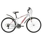 "Велосипед 26"" Forward Flash 1.0, 2018, цвет белый, размер 19"""