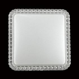 Светильник 28W LED 4000К белый 28x28x6,7см