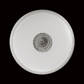 Светильник 48W LED 4000К белый 38x38x5,2см