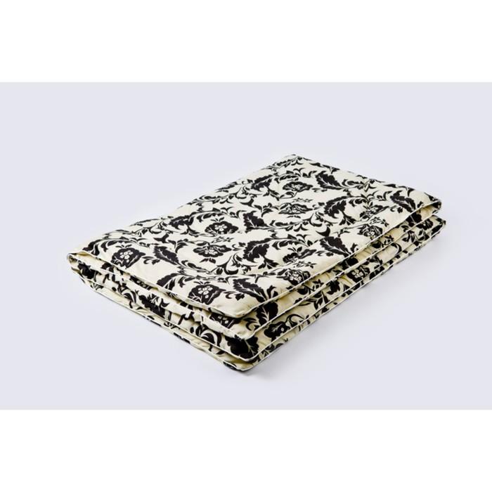 """Одеяло """"Овечка"""" облегчённое, размер 140х205 см, овечья шерсть"""
