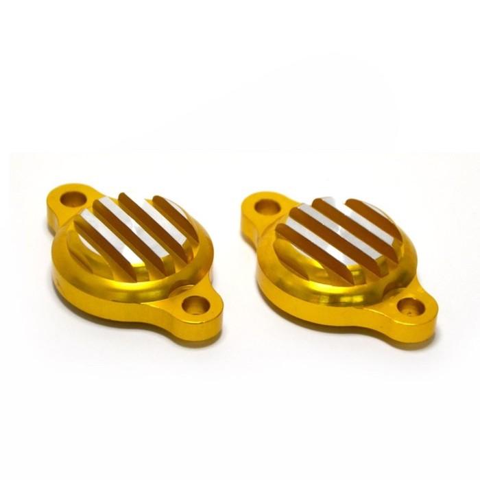 Крышки клапана, JMC, CNC, золото, крепление болт,набор