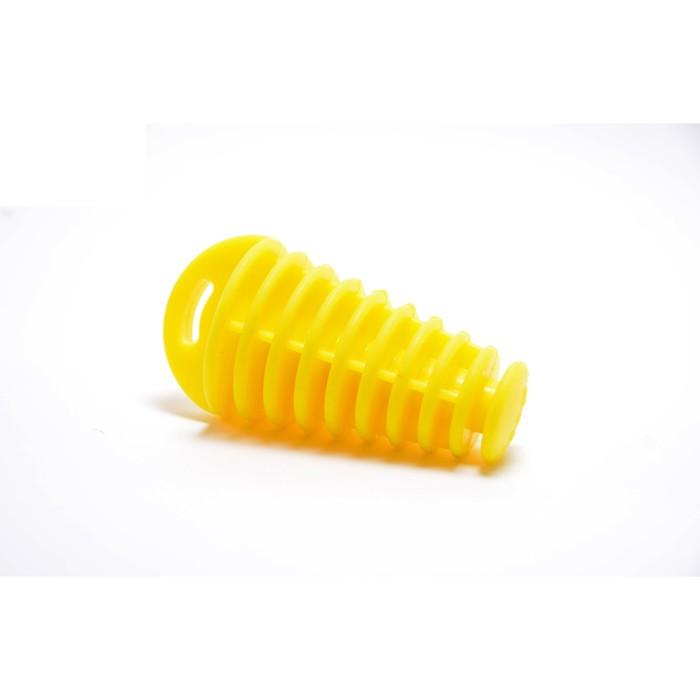Заглушка в глушитель JMC EHB003, желтая