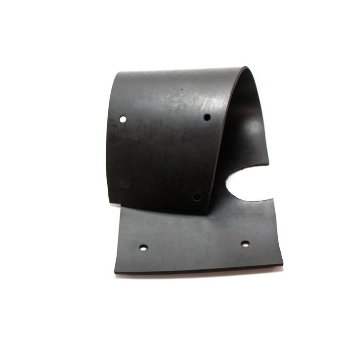Брызговик заднего амортизатора JMC, 125 MX