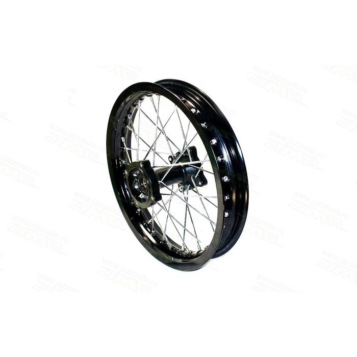 Обод колеса, JMC, усиленный, кросс R14, задний, DOT 7116, алюминий, в сборе