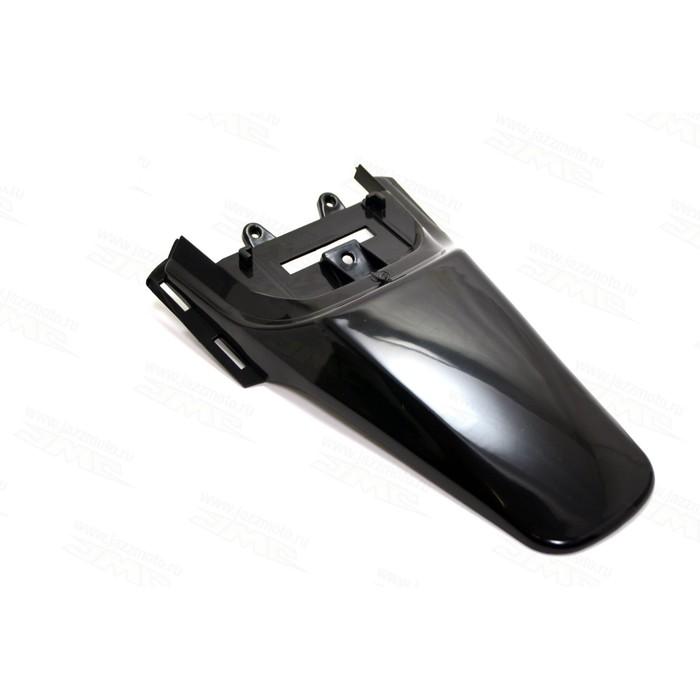 Пластик, JMC, CRF 50, крыло заднее, черное