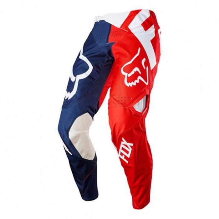 Штаны FOX 360 Creo, красный, размер 34