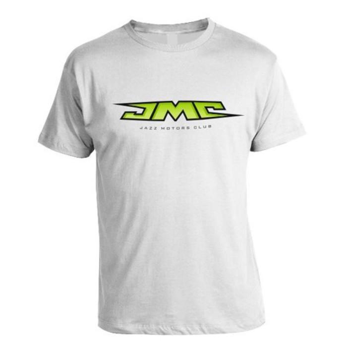 Футболка JMC Logo, размер XL, белая