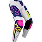 Штаны подростковые FOX 180 Falcon Youth, бело/сине/розовый, размер 26