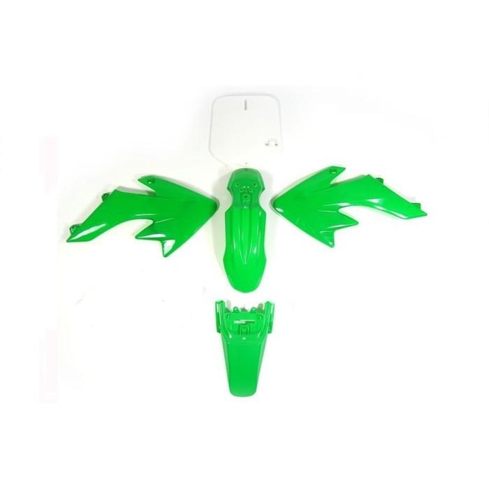 Пластик комплект, JMC, тип CRF 50, зеленый