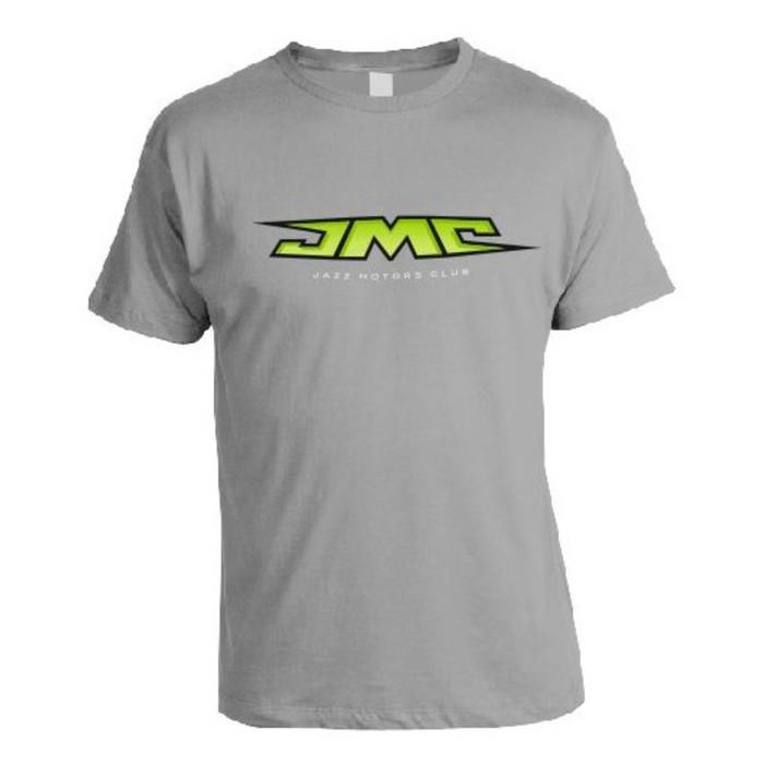 Футболка JMC Logo, размер XL, серая