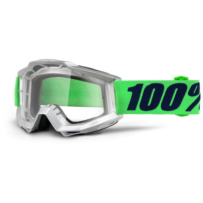 Очки кросс 100% Accuri Nova, прозрачная линза