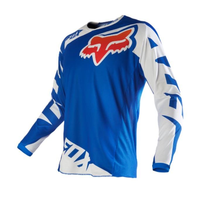 Джерси FOX 180 Race, синий, размер М