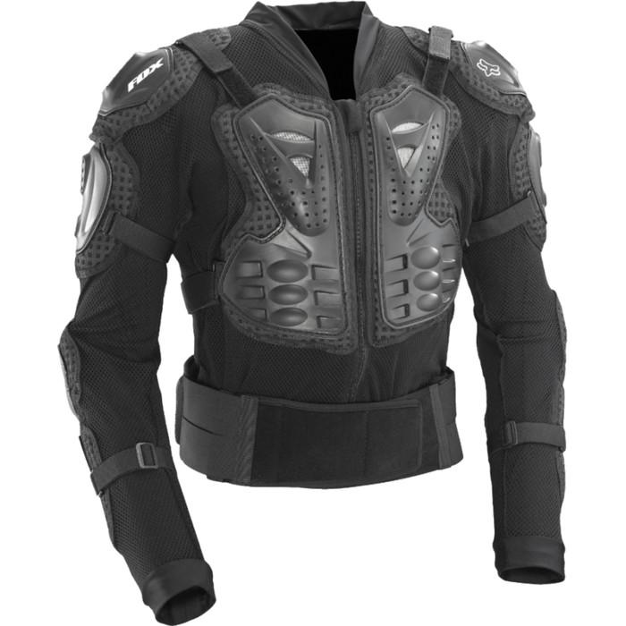 Защита FOX Titan Sport Jacket, черный, размер XXL