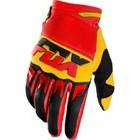 Перчатки FOX Dirtpaw Mako, желтые, размер L