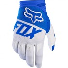 Перчатки FOX Dirtpaw Race, синие, размер M