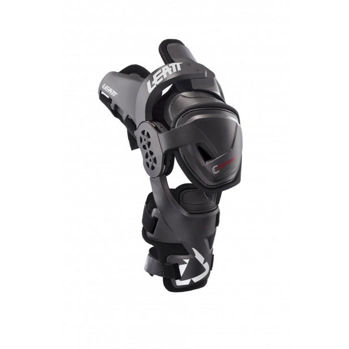 Наколенники подростковые Leatt Knee Brace C-Frame Pro Carbon Junior, карбон