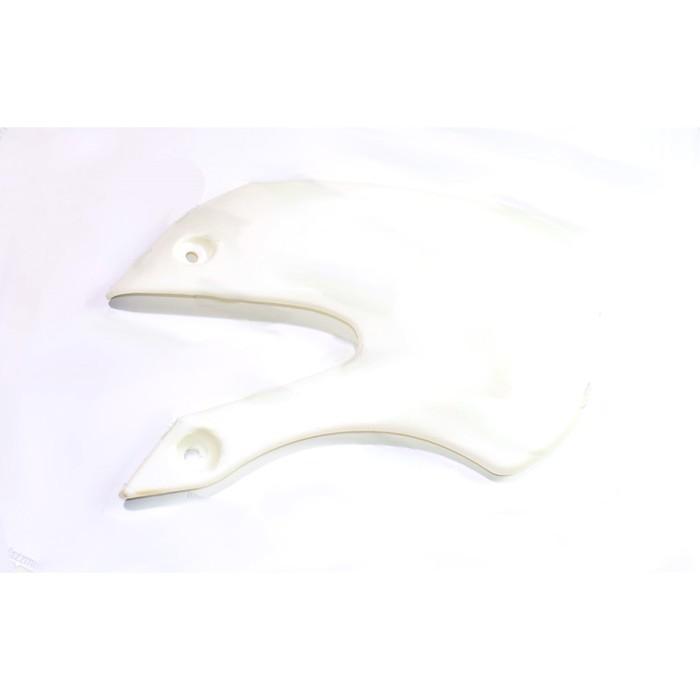 Пластик, JMC, KLX, передний правый, белый