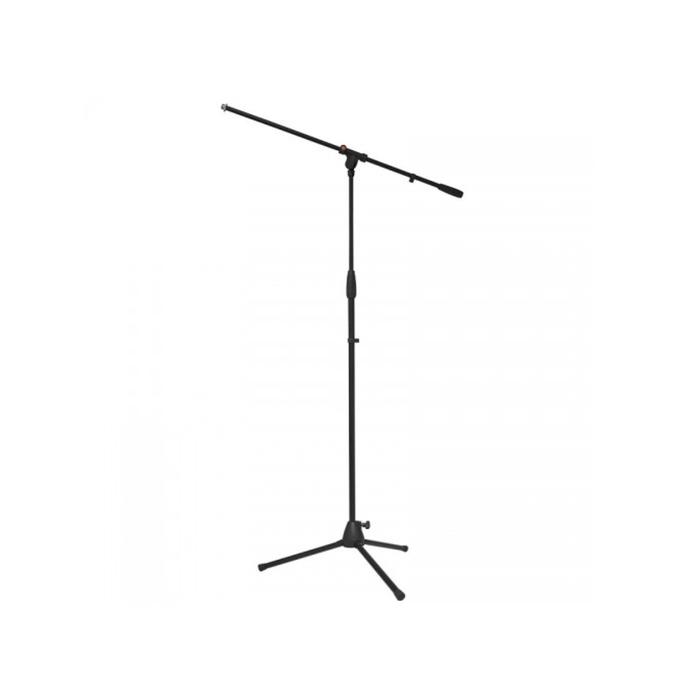 """Стойка микрофонная """"журавль"""" с зажимами BESPECO SH13NE, высота 970-1560мм"""