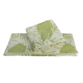 Полотенце Autumn, размер 100 × 150 см, зелёный