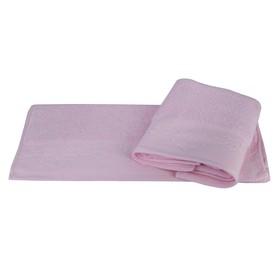 Полотенце Alice, размер 50 × 90 см, розовый