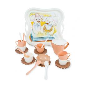 Набор посуды 'Сказки в мире моды' в коробке 39413 Ош