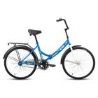 """Велосипед 24"""" Altair City 24, 2017, цвет синий, размер 16"""""""