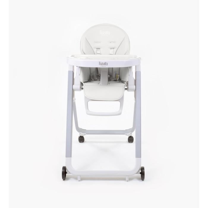 Стульчик для кормления Nuovita Futuro Senso Bianco, Bianco/Белый