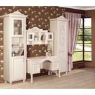 """Комплект мебели для детской """"Алиса 6"""", 2492х680х2340 мм, цвет кремово-белый"""