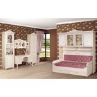 """Комплект мебели для детской """"Алиса 7"""", 4584х1120х2312 мм, цвет кремово-белый"""