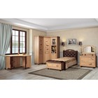 """Комплект мебели для детской """"Ралли 3"""", 5362х1050х2190 мм, цвет дуб ридинг"""