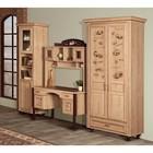 """Комплект мебели для детской """"Ралли 4"""", 3020х680х2140 мм, цвет дуб ридинг"""