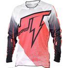 Джерси JT Racing, HYPERLITE VOLTAGE RWB, бело/красно/черный, размер L