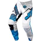 Штаны JT Racing, HYPERLITE VOLTAGE,бело/синий, размер 32