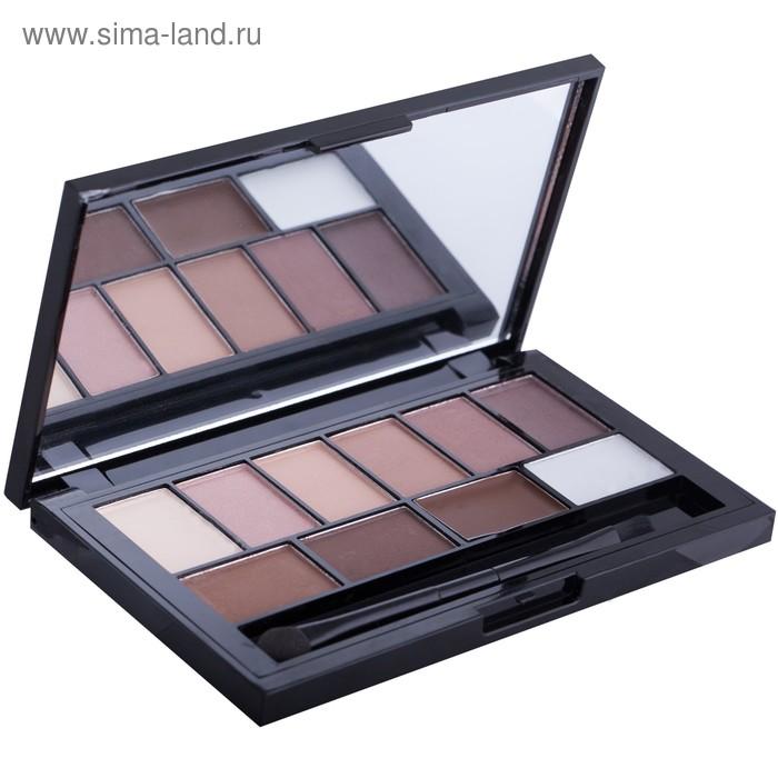 Набор для макияжа - тени и основа для глаз и бровей Lamel Face Make Up