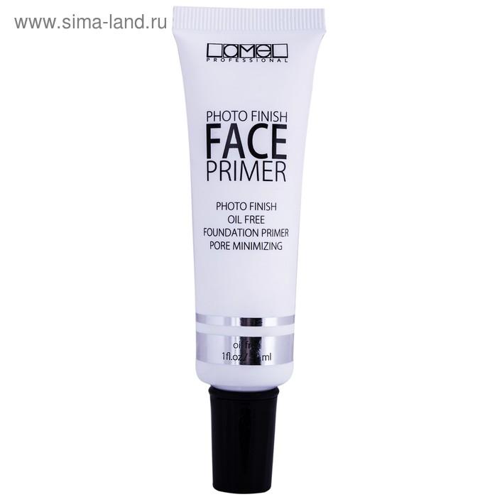 Праймер Основа под макияж Lamel Face Primer photo finish, тон 01