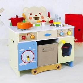 Игровой модуль 'Кухня. Мишутка' Ош