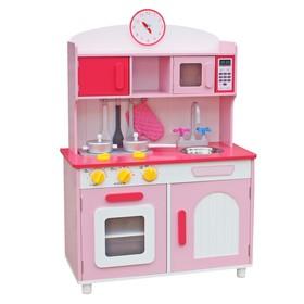 Игровой модуль 'Кухня', цвет розовый Ош