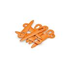 Набор пластмассовых ножей Stihl 40 080 071 000, для PolyCut 2-2, FSA 45, 8 шт.