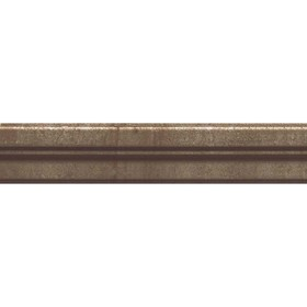 Бордюр Suprema Bronze London 5x25