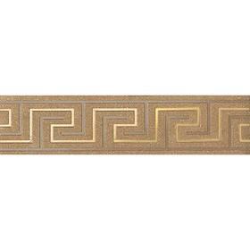 Бордюр Suprema Gold Greca 6x25