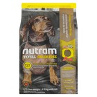 Сухой корм Nutram T27 Grain Free для собак мини пород, беззерновой, кура/индейка, 2.72 кг