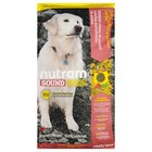 Сухой корм Nutram S10 senior dog для пожилых собак, курица, 13.6 кг
