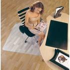 Коврик напольный Floortex для паркета/ламината, поликарбонат, 120х120см