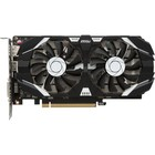 Видеокарта MSI GeForce GTX 1050 (2GT OCV1) 2G,128bit,GDDR5,1404/7008,DVI,HDMI,DP
