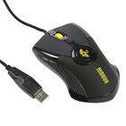 Мышь Jet.A ARROW JA-GH35, игровая, проводная, 2400 dpi, 6 кнопок, USB, черная